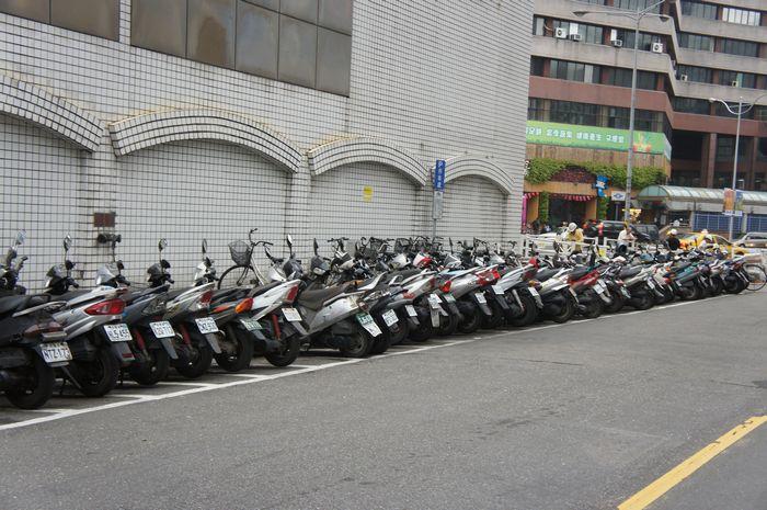 台湾・街並み5