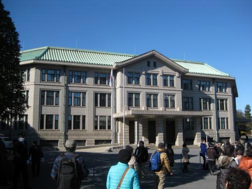思いつくまま 第707回・宮内庁庁舎(旧宮内省庁舎)