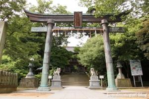 三国神社(福井県坂井市三国町山王)2