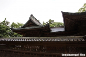三国神社(福井県坂井市三国町山王)71