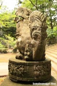 三国神社(福井県坂井市三国町山王)16