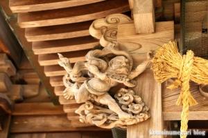 三国神社(福井県坂井市三国町山王)77
