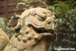 三国神社(福井県坂井市三国町山王)87