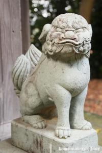 三国神社(福井県坂井市三国町山王)59