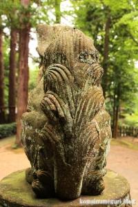 三国神社(福井県坂井市三国町山王)85