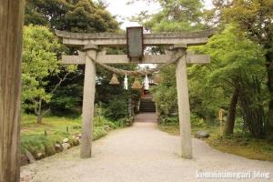 金沢神社(石川県金沢市兼六町)1