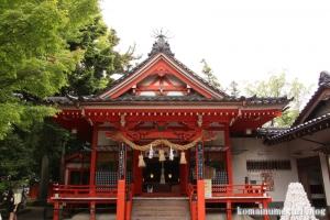 金沢神社(石川県金沢市兼六町)10