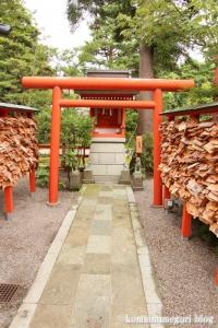 金沢神社(石川県金沢市兼六町)13