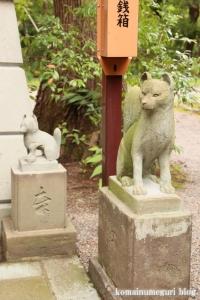 金沢神社(石川県金沢市兼六町)14