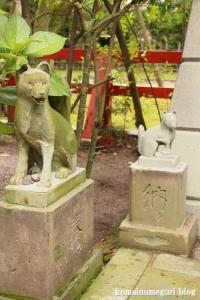金沢神社(石川県金沢市兼六町)15