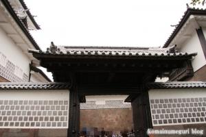 金沢城址公園(石川県金沢市丸の内)4