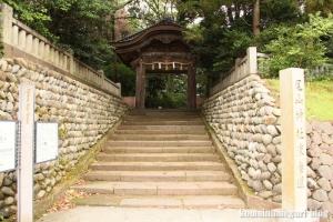 尾山神社(石川県金沢市尾山町)1