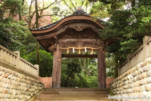 尾山神社(石川県金沢市尾山町)3