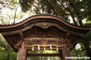尾山神社(石川県金沢市尾山町)4
