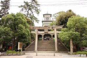 尾山神社(石川県金沢市尾山町)6