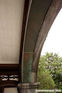 尾山神社(石川県金沢市尾山町)16