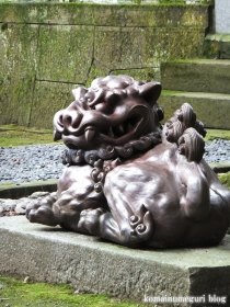 尾山神社(石川県金沢市尾山町)45