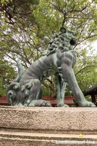 尾山神社(石川県金沢市尾山町)24