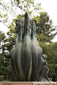 尾山神社(石川県金沢市尾山町)25