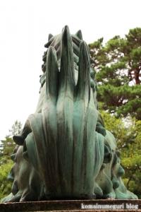 尾山神社(石川県金沢市尾山町)29