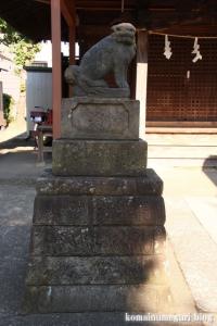 杉山大神(川崎市幸区小倉)20