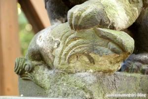 北加瀬熊野神社(川崎市幸区北加瀬)24