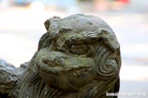 北加瀬熊野神社(川崎市幸区北加瀬)25
