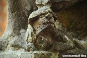 北加瀬熊野神社(川崎市幸区北加瀬)37