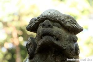 北加瀬熊野神社(川崎市幸区北加瀬)38