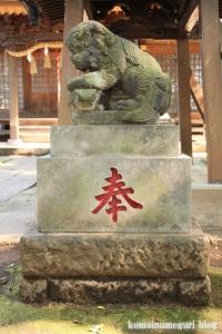 北加瀬熊野神社(川崎市幸区北加瀬)15