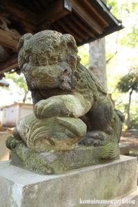 北加瀬熊野神社(川崎市幸区北加瀬)16