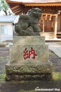 北加瀬熊野神社(川崎市幸区北加瀬)19
