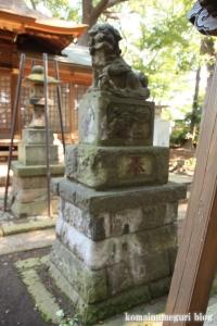 北加瀬熊野神社(川崎市幸区北加瀬)27