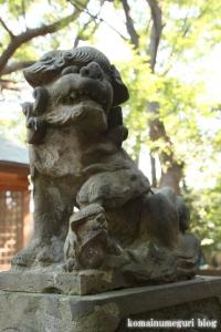 北加瀬熊野神社(川崎市幸区北加瀬)28