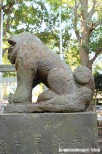 北加瀬熊野神社(川崎市幸区北加瀬)34