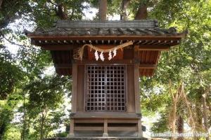 北加瀬浅間神社(川崎市幸区北加瀬)3