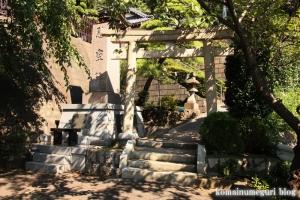 熊野神社(横浜市港北区日吉)3