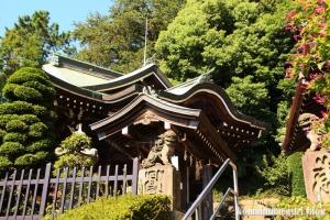 熊野神社(横浜市港北区日吉)22