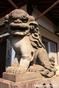 熊野神社(横浜市港北区日吉)8