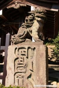 熊野神社(横浜市港北区日吉)11