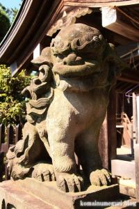 熊野神社(横浜市港北区日吉)12