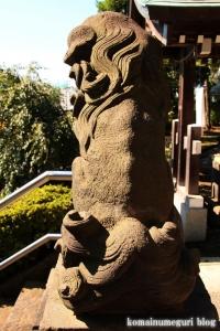 熊野神社(横浜市港北区日吉)10