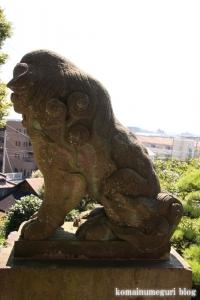 熊野神社(横浜市港北区日吉)13