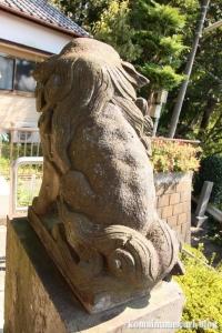 熊野神社(横浜市港北区日吉)14