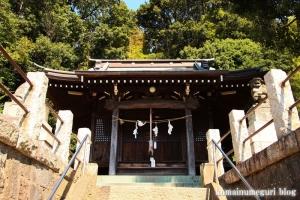 諏訪神社(横浜市港北区蓑輪町)6