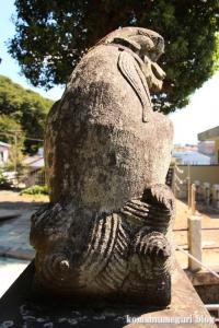 諏訪神社(横浜市港北区蓑輪町)19