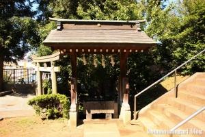 駒林神社(横浜市港北区日吉本町)4