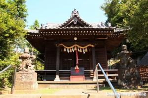 駒林神社(横浜市港北区日吉本町)6