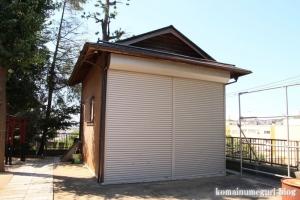 駒林神社(横浜市港北区日吉本町)10