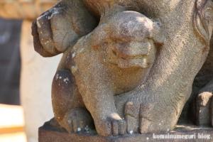 駒林神社(横浜市港北区日吉本町)24